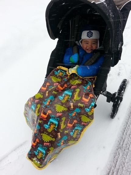 Image Fun in the Snow!