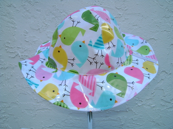 Waterproof Rain Hat for Infants, Babies, and Toddlers