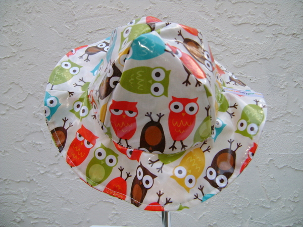 Outdoor baby hat | Outdoor kids hat | Water-resistant rain hat for kids, babies, and toddlers.