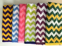 Image Chevron Blue/Gold ONLY